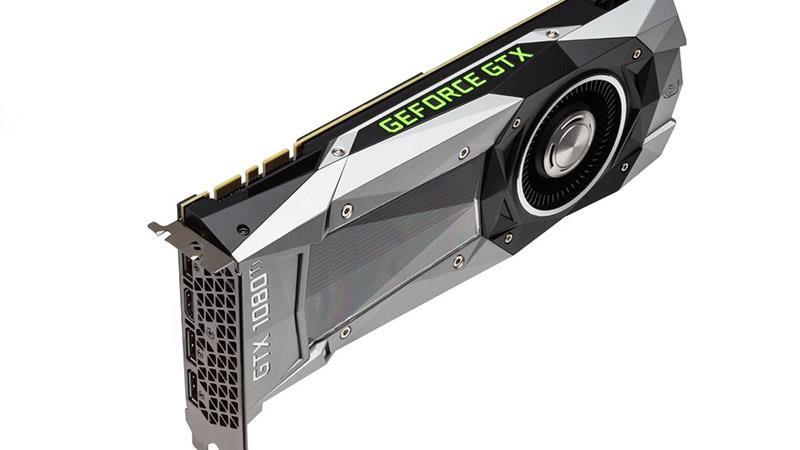 Las Placas de Video Nvidia GeForce GTX 1080 Ti están comenzando a subir de precio