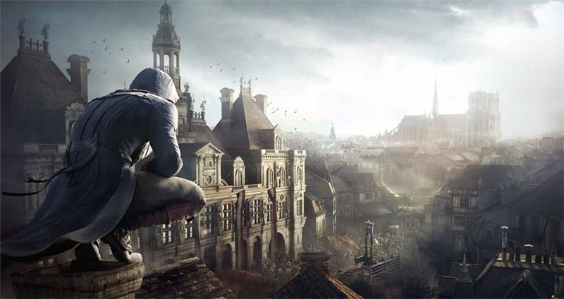 Descarga gratis el Assassin's Creed Unity gracias a Ubisoft