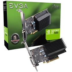 Placa de Video EVGA GT1030 2Gb Passive LP DDR4