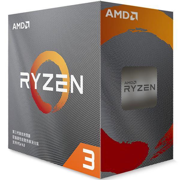 Micro AMD Ryzen 3 3300X 4.3 Ghz