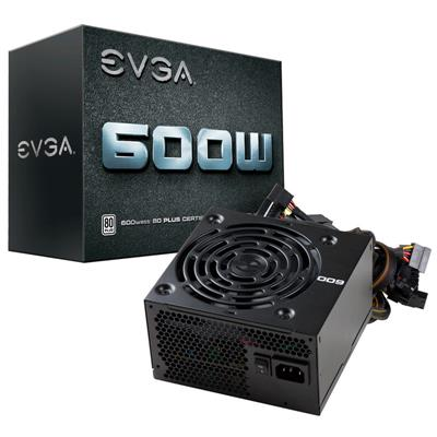 Fuente 600W EVGA 80 PLUS White