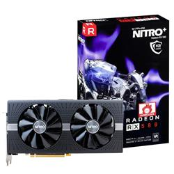 Placa de Video Sapphire Rx580 Nitro+ 4G Special Edition DDR5