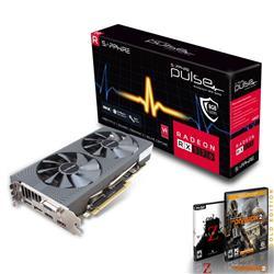 Placa de Video Sapphire Rx570 Pulse 8GB GDDR5