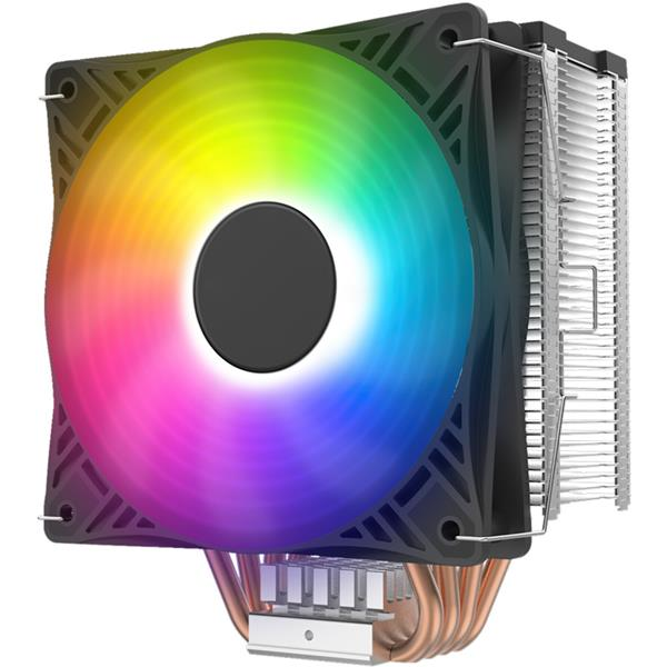 Cpu Cooler Pccooler X4S Silent CPU PWM 120mm Fixed