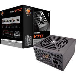 Fuente 500W Cougar VTC500 80 PLUS