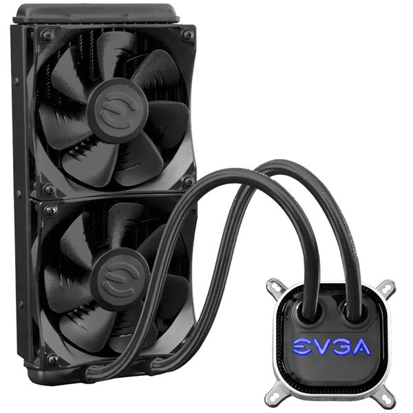 CPU Cooler WaterCooler EVGA CLC 240 RGB