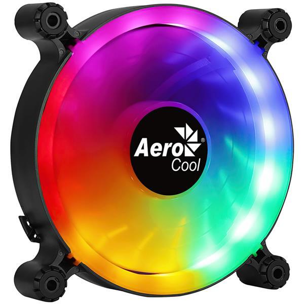 Fan Aerocool Spectro 12 FRGB Fixed Led RGB