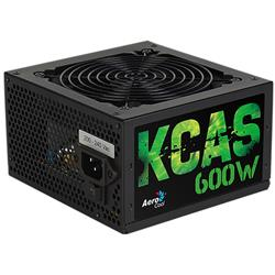 Fuente Aerocool Kcas-600W 80 Plus Bronze (APFC FUL