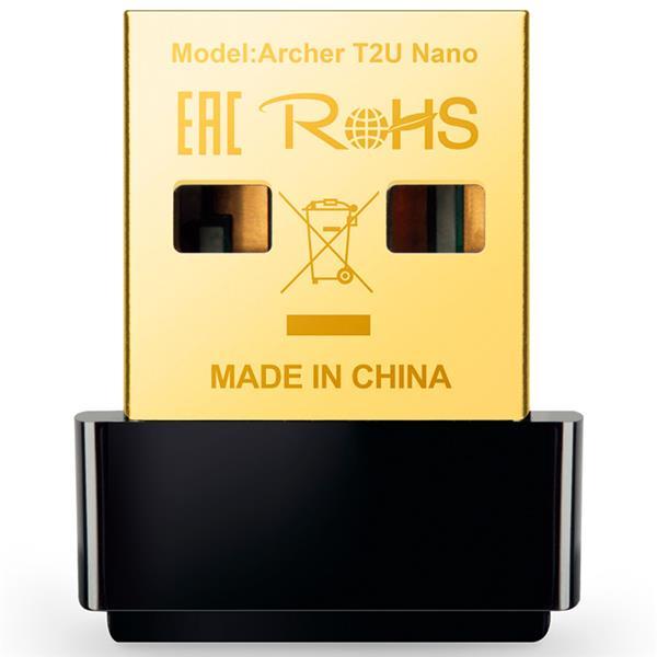 Adaptador USB WIFI Tp-Link Archer T2U Nano AC600