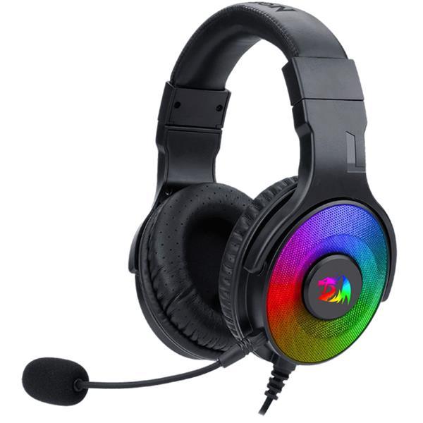 Auricular c/mic Redragon H350 Pandora 7.1 White RGB