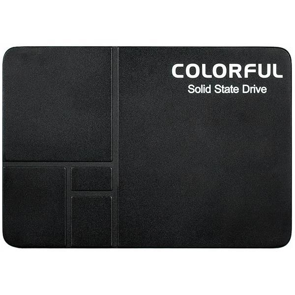 Disco Solido SSD 240GB Colorful SL500 SATA III