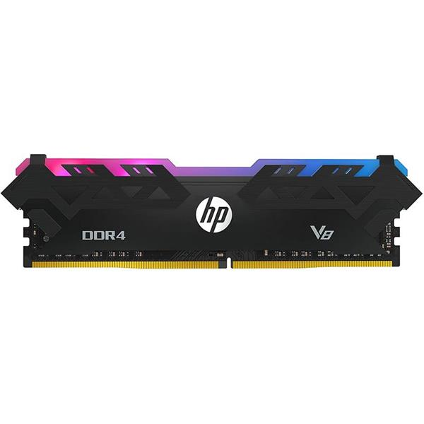 Memoria Ram HP V8 8GB 3200 Mhz DDR4 Black RGB