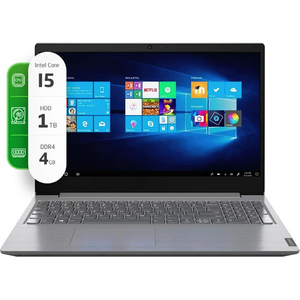 NOTEBOOK LENOVO V15 I5 4GB 1TB FREE DOS 15\