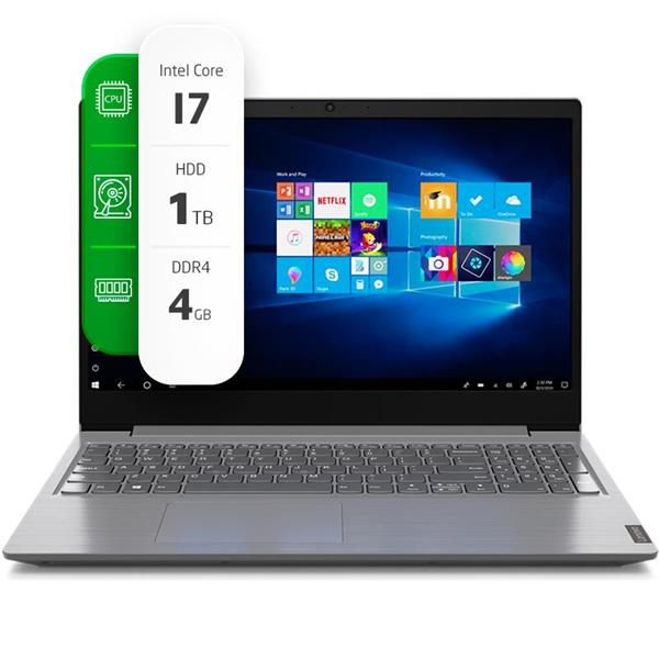 Notebook Lenovo V15 I7 4GB 1TB FREE DOS  15