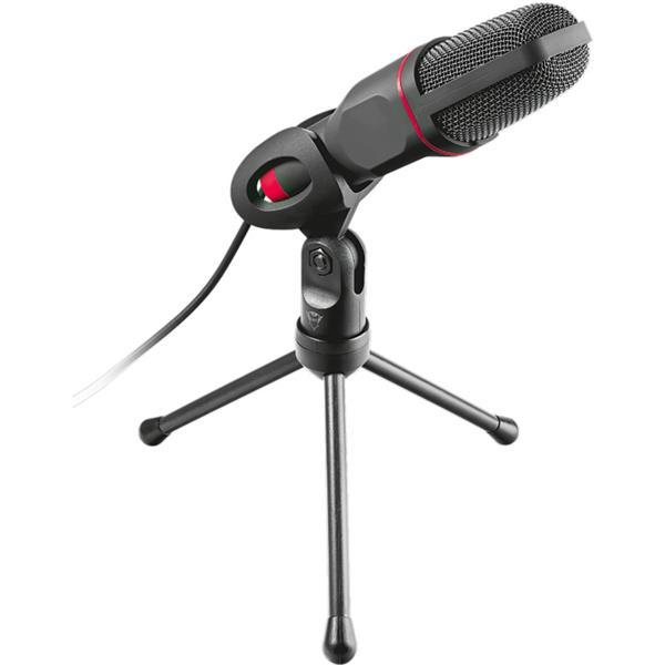 Microfono Trust GXT 212 Mico Con Adaptador USB