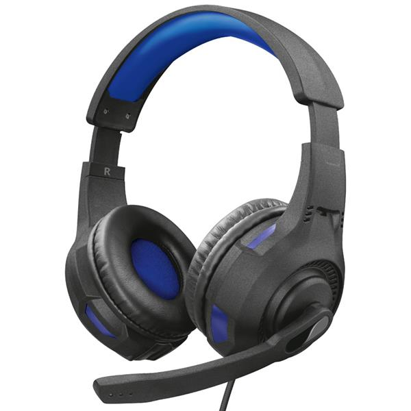 Auricular c/mic Trust GXT 307B Ravu Pc/PS4