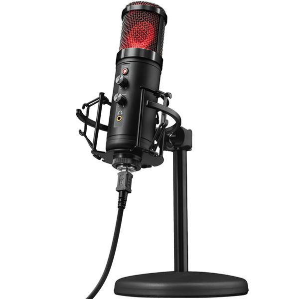 Microfono Trust Exxo Streaming GXT 256