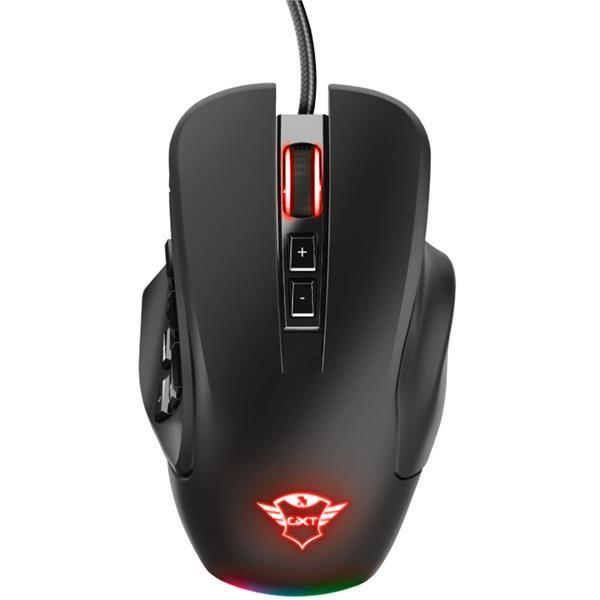 Mouse Gamer Trust GXT 970 Morfix Personalizable RGB