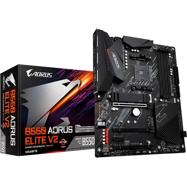 Motherboard Gigabyte B550 Aorus Elite V2 AM4
