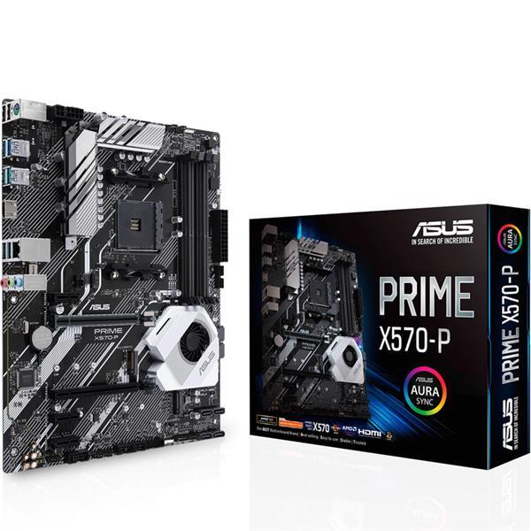Motherboard Asus X570 P Prime AM4
