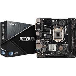 Mother Asrock (1151) H310CM HDV HDMI