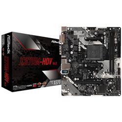 Mother Asrock (AM4) X370M-HDV R4.0