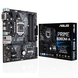 Mother Asus (1151) Prime B360M-A DDR4