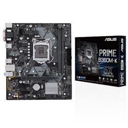 Mother Asus (1151) Prime B360M-K DDR4