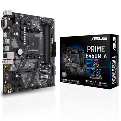 Mother Asus (AM4+) B450M-A Prime