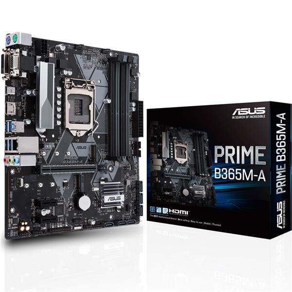 Motherboard Asus Prime B365M-A 1151