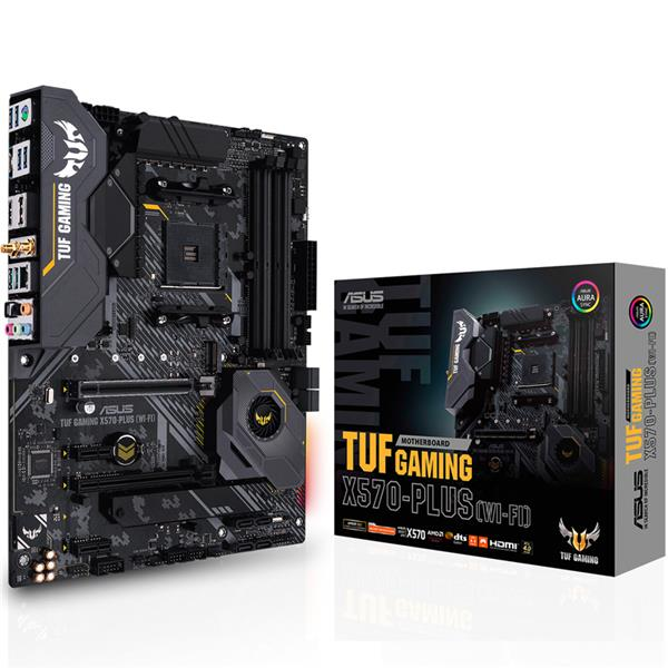 Motherboard Asus X570 Gaming Plus AM4