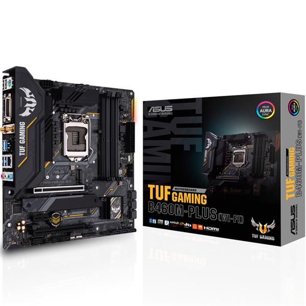 Motherboard Asus B460M TUF Plus WIFI 1200