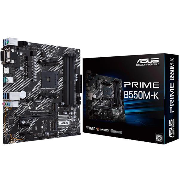 Motherboard Asus B550M K Prime AM4