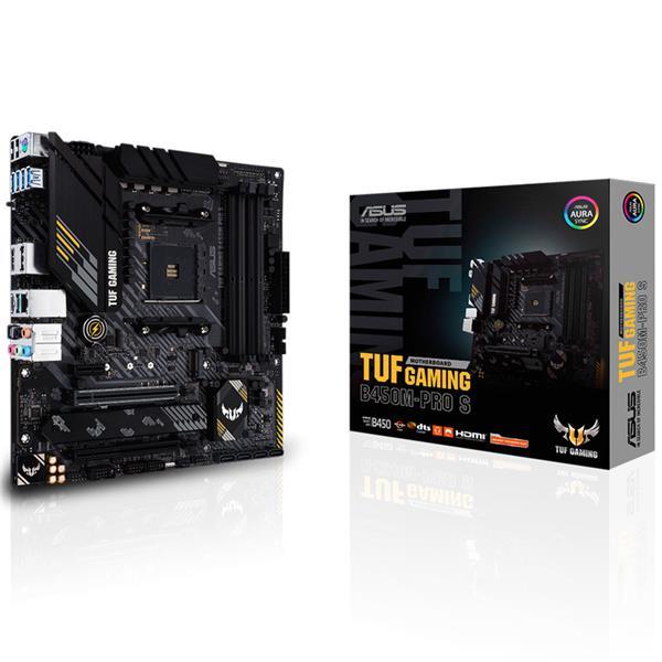 Motherboard Asus B450M-PRO S TUF Gaming AM4