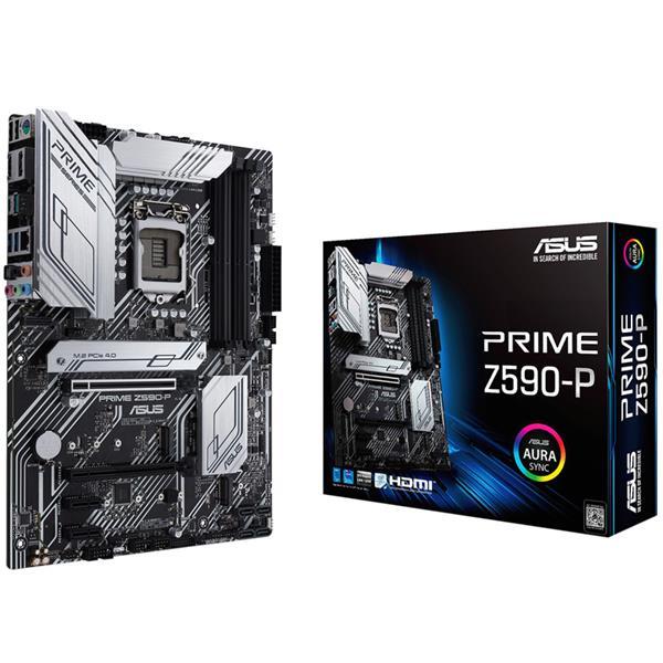 Motherboard Asus Prime Z590-P 1200