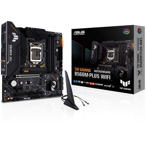 Motherboard Asus Tuf Gaming B560M Plus Wifi 1200