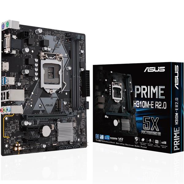Motherboard Asus H310M-E R2.0 Prime 1151