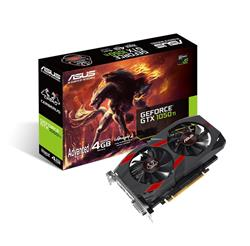 Placa de Video Asus GTX1050 Ti OC Cerberus 4Gb Ddr