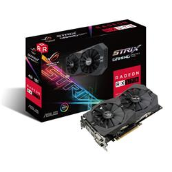 Placa de Video Asus Rx570 Gaming Strix 4G DDR5