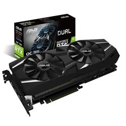 Placa de Video Asus Dual RTX 2080 8Gb GDDR6