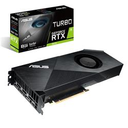 Placa de Video Asus RTX2070 Turbo 8Gb Gddr6