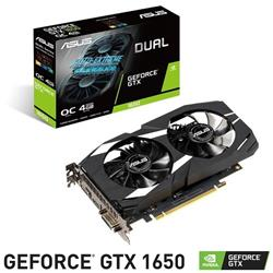 Placa de Video Asus Nvidia Geforce GTX 1650 DUAL OC 4G