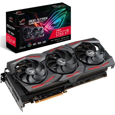 Placa de Video Asus ROG STRIX RX 5700 XT  8GB
