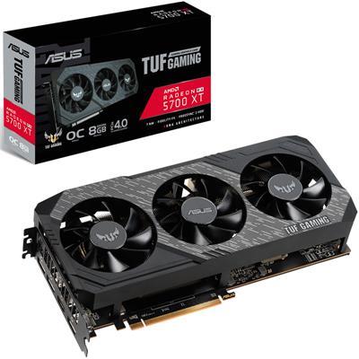 Placa de Video Asus Radeon Rx 5700 XT TUF 3 GAMING