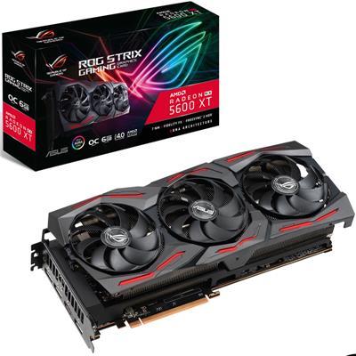 Placa de Video Asus Radeon Rx 5600 XT ROG STRIX 6G
