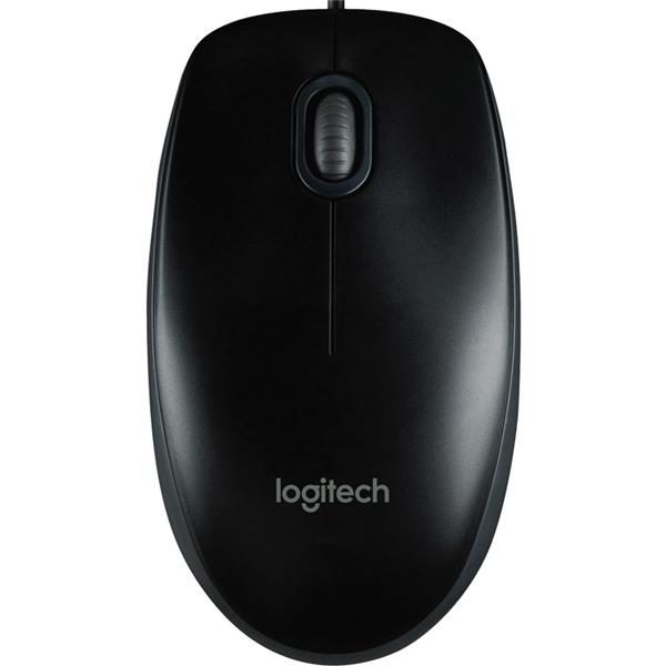 Mouse Logitech M100 USB Negro