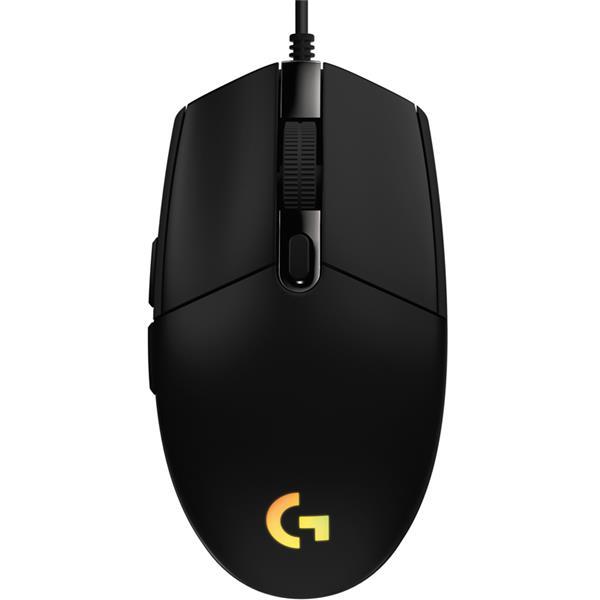 Mouse Logitech G203 Lightsync Black