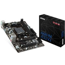 Mother MSI (FM2) A68HM-E33 V2 DDR3