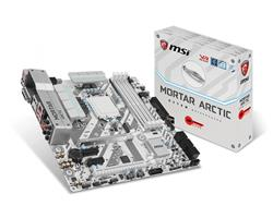 Mother Msi (1151) H270M Mortar Arctic Ddr4