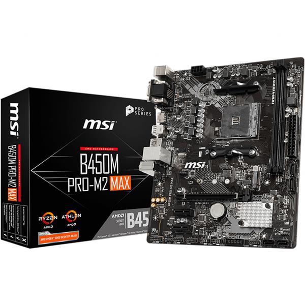 Motherboard MSI B450M Pro-M2 MAX AM4